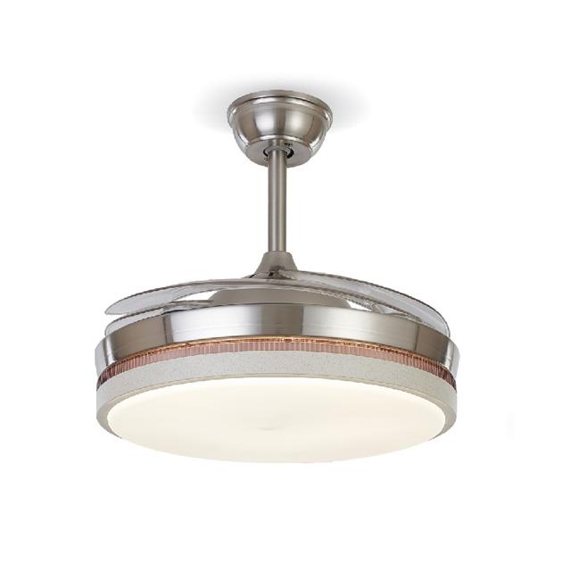 LED智能隐形风扇灯